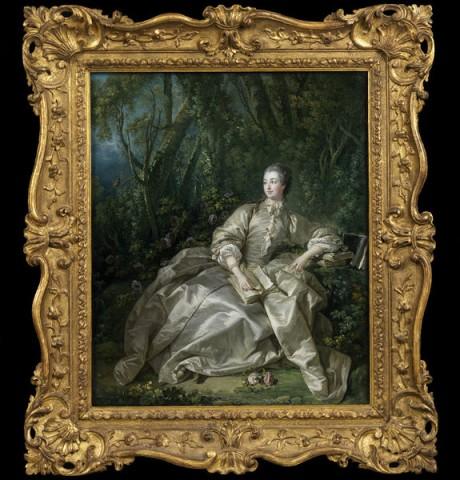 Fig. 2 Madame de Pompadour