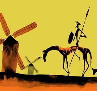 Don Quixotes around the world