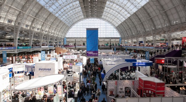 London Book Fair: Swiss Booksellers' and Publishers' Association + New Books in German