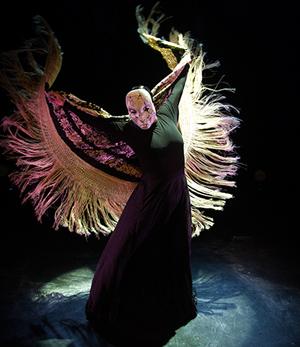 Flamenco Festival London: Eva Yerbabuena, Apariencias