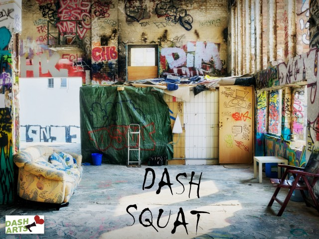 Dash Squat - a European Counter-Cultural Takeover