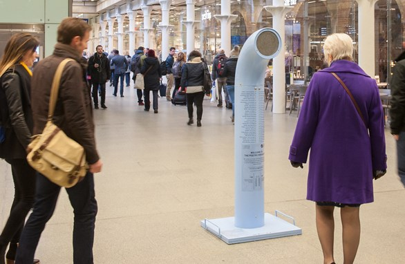 poetry periscope st pancras