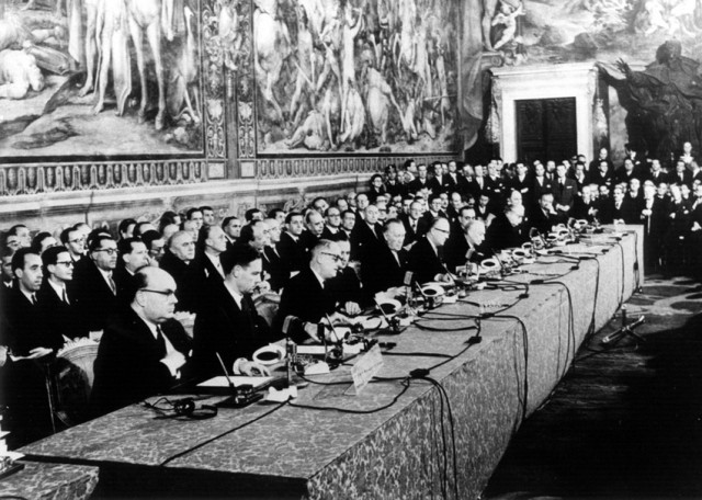 The Treaty of Rome 60 Years On