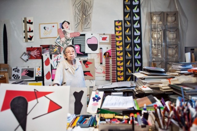 Geta Brătescu. The Studio: A Tireless, Ongoing Space