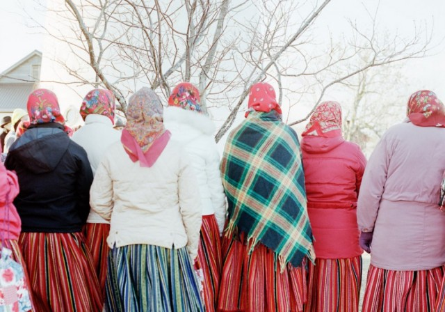 Kihnu - The Isle of Women Photographs by Jérémie Jung