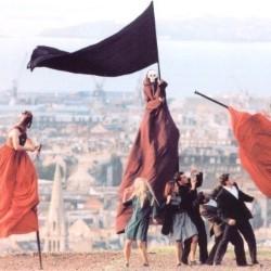 "Teatr Biuro Podróży presents ""Carmen Funebre"" at Edinburgh Fringe"