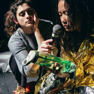 The Oxford Samuel Beckett Theatre Trust Award: Fielden with JAMS, Marathon
