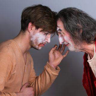 Bolek Polívka Theatre: The Jester and the Son