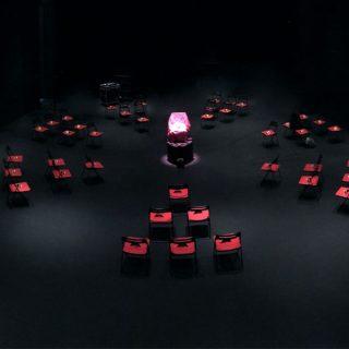 Confessions: Spatial opera in the dark