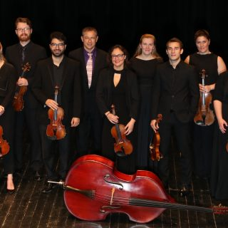Distant Light: Amalia Hall and the United Strings of Europe