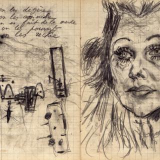 ANTONIN ARTAUD: Cahiers de Rodez et d'Ivry