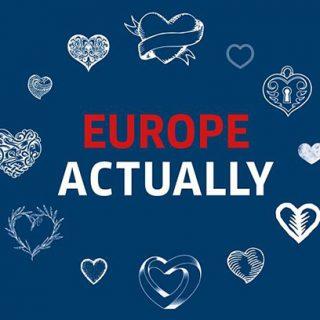 #SharedEurope – Europe Actually