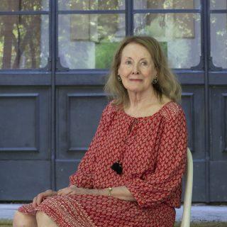 Annie Ernaux at Edinburgh International Book Festival