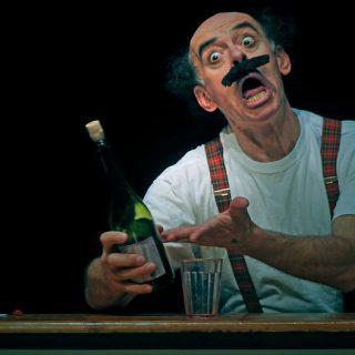 Paolo Nani Theatre: The Letter at Edinburgh Festival Fringe
