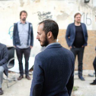 'EUROPALIA Romania' in London: Alex Simu Quintet