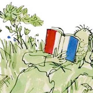 Quentin Blake: Merci la France !