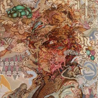 The Striking Artwork of Radu Oreian, on Show for London's Frieze Week