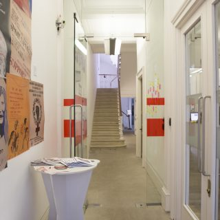 Nothing Less! Finissage: Let's Walk the Walk