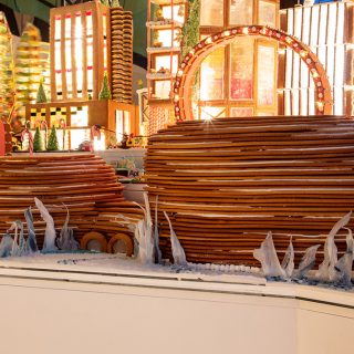 Museum of Architecture's Gingerbread City