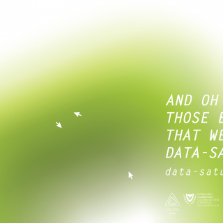 And oh those eyes that were data-saturated (D-S) *