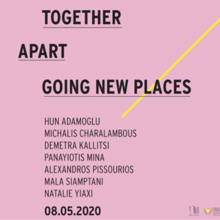 TOGETHER APART GOING NEW PLACES