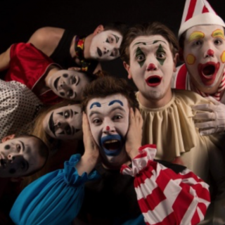 """Online Theatre performance: """"Old Clown Wanted"""" by Matei Vișniec"""