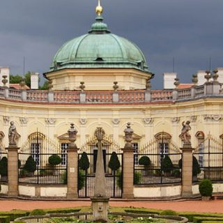 GREAT HOUSE OF BOHEMIA AND MORAVIA by Barbara Peacock