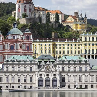 IMPERIAL BAROQUE, VIENNA AND PRAGUE by Caroline Cannon-Brookes