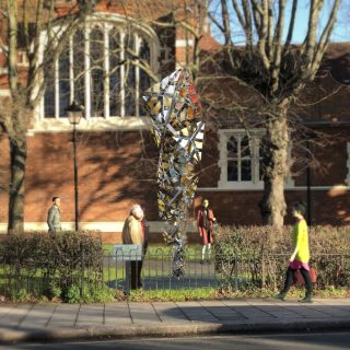 London celebrates Irish Poet WB Yeats in Bedford Park
