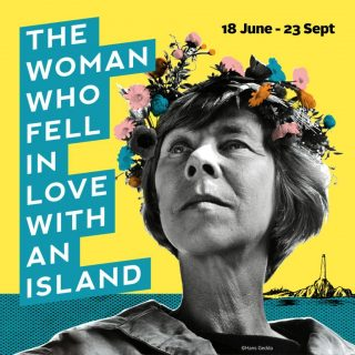The Woman Who Fell in Love with an Island – Tove Jansson exhibition